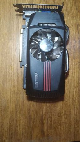 Видеокарта Asus GeForce 550 Ti 1Gb 192bit GDDR5