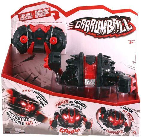 Робот разрушитель машинка Grrrumball на дистанционном управлении