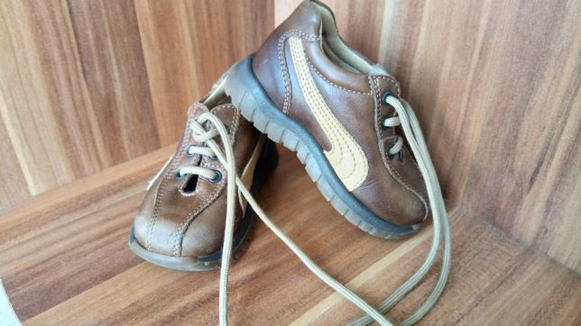Шкіряні чоботи Briciole