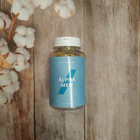 MyProtein Alpha Men 120 tab витамины минералы Opti GNC mega Англия