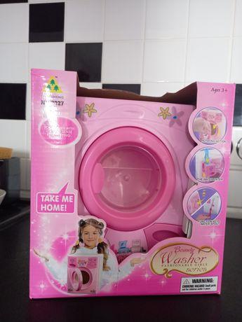 Детская стиральная машинка.Новая