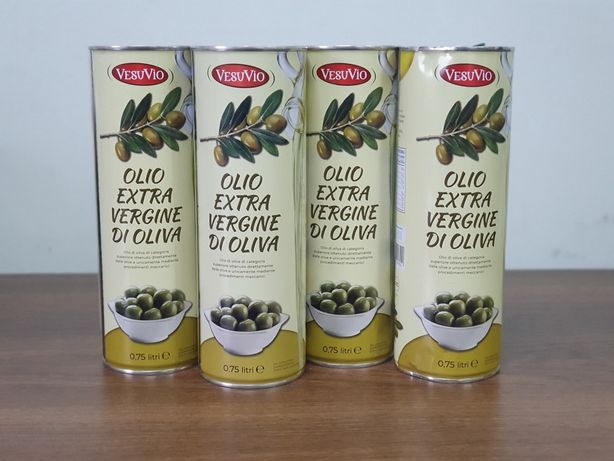 Масло оливковое VESUVIO