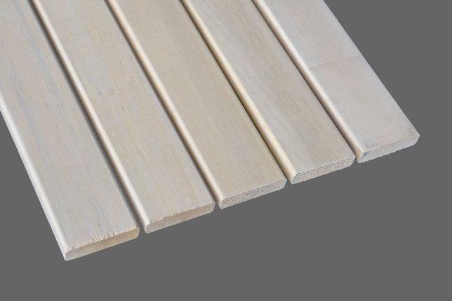 Abachi 22x80 drewno do saun