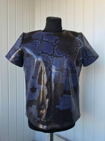 Нарядная вечерняя кофта блуза &other stories 38 размер, паетки