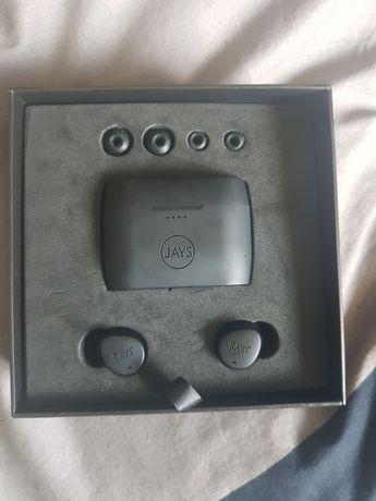 Słuchawki bezprzewodowe JAYS m-seven True Wireless