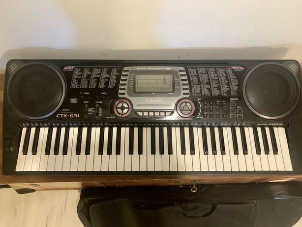 Keyboard Casio CTK-631