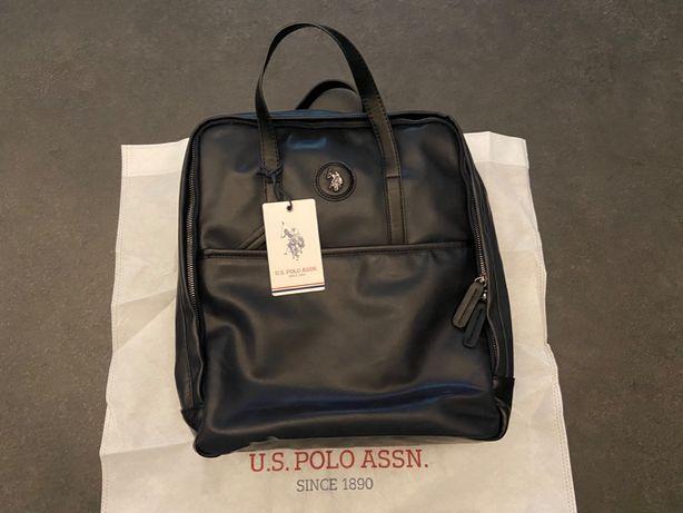 Plecak U.S. Polo Assn. nowy torba torebka Kors, Guess, DKNY, Furla