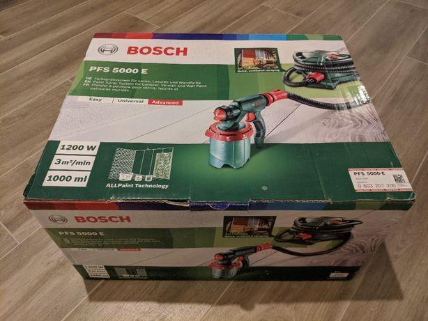 Pistolet malarski Bosch PFS 5000E