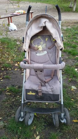 Прогулочная коляска-трость Baby Design Travel Quick
