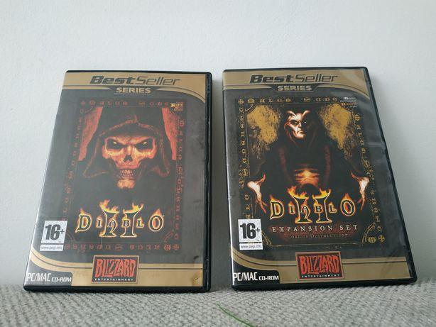 Diablo 2 + LOD gra na pc komputer laptop