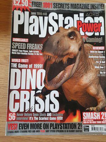 PlayStation Power, Game Informer, Expert Gamer, CDRom Today, PC Power