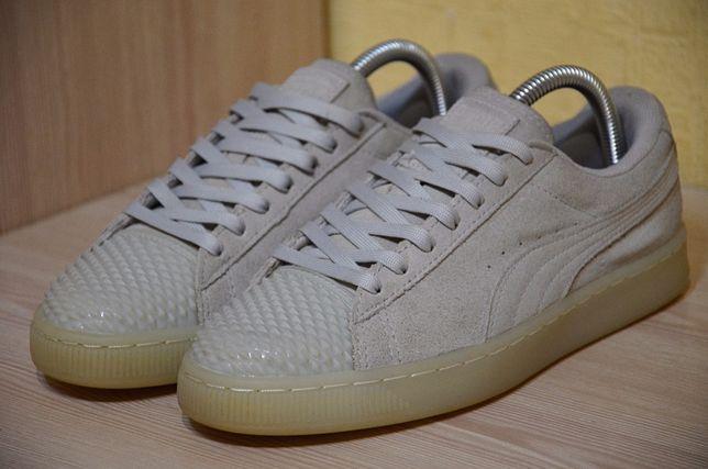 Кроссовки замшевые puma suede , Puma , оригинал