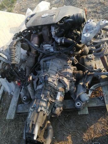 2.5 tdi Silnik + skrzynia automat Passat b5fl
