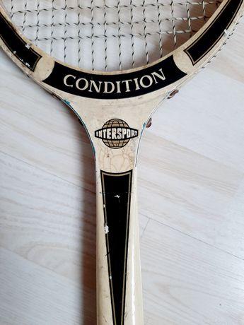 Rakieta tenisowa - antyk