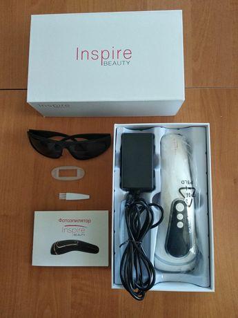IPL фотоэпилятор с LED экраном INSPIRE, 3 в 1 (эпиляция-омоложение кож