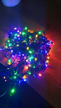 Гирлянда LED 200 лапочек,11 м.