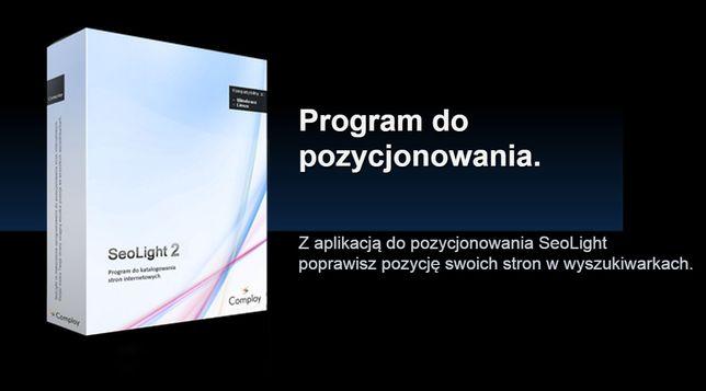 Program do pozycjonowania Seo Light v.2.5 z aktywacją