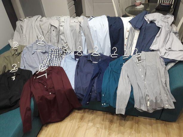 20 koszul krótki długi rękaw H&M House
