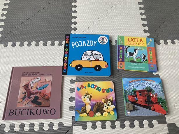 Książeczki dla Maluszka Kicia Kocia i inne gratis Bucikowo