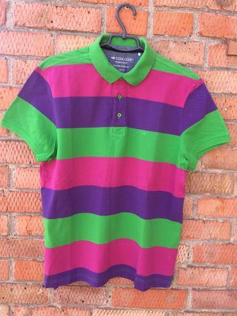 Мужская футболка, поло Cool Code Размер L
