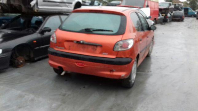 Peugeot 206 na części
