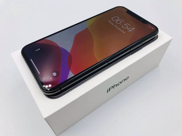 PROMOCJA • iPhone X 64GB Space Grey • GWARANCJA 1 MSC • AppleCentrum