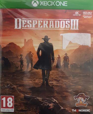 Desperados III XBOX ONE Nowa Kraków