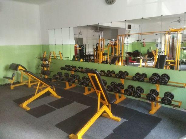 Sprzedam pełne wyposażenie siłowni
