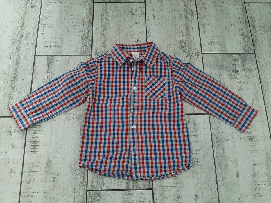 Koszula chłopięca r.92, baby club Mianowice - image 1