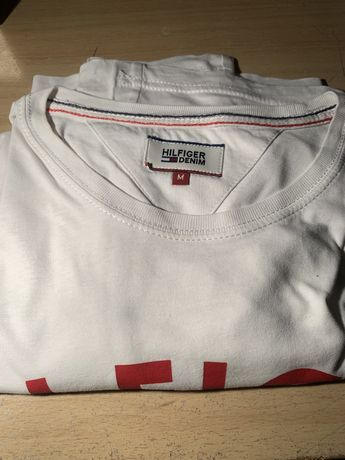 T-shirt Tommy Hilfiger homem