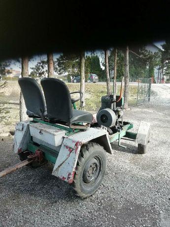 Traktor ciągnik Sam Es 7