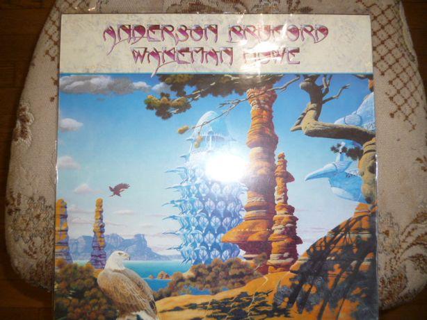 Продам виниловую пластинку Anderson Bruford Wakeman Howe