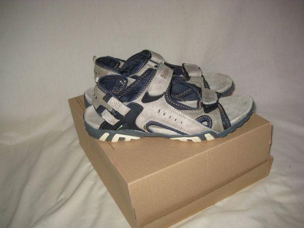 Босоножки сандалии Bjorndal Германия 43 размер по стельке 29 см.кожаны