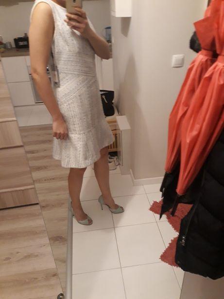 NOWA z metką Karl Lagerfeld Paris sukienka Oryginalna r.10 /38/40