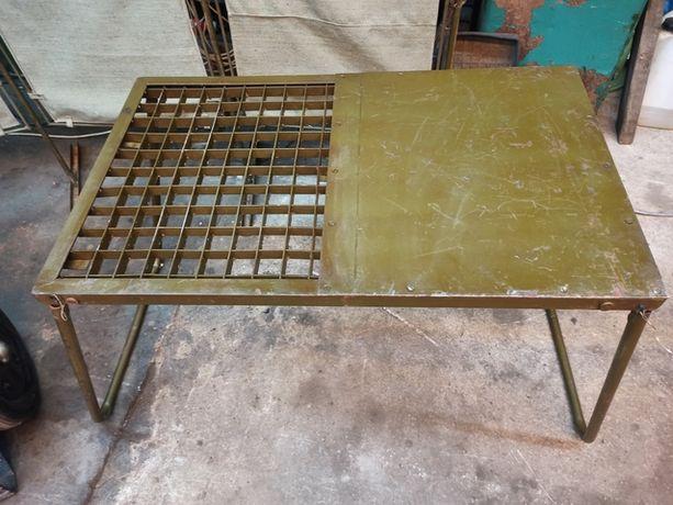 Stół spawalniczy zielony rozkładany