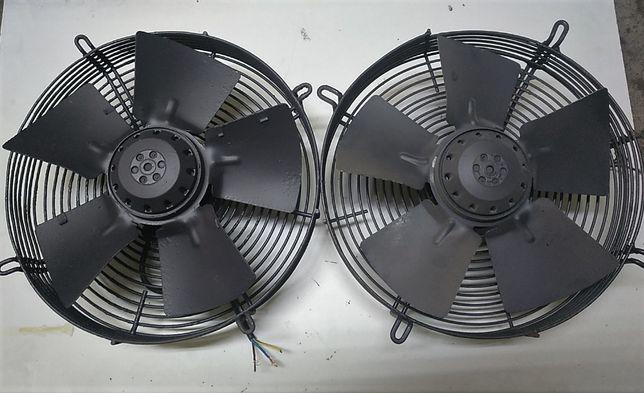 Ventiladores / Extratores industriais monofásicos