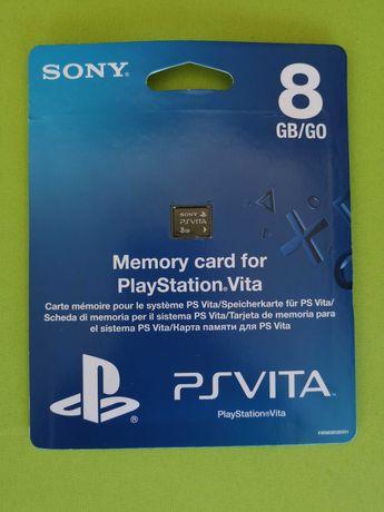 PS Vita - Cartão de Memória de 8GB