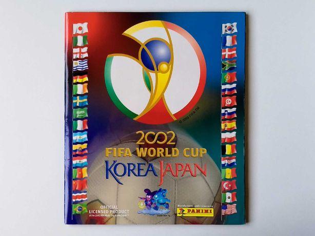 caderneta completa KOREA-JAPAN 2002, Panini | mundial futebol