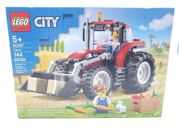 OKAZJA! NOWY LEGO City Traktor 60287!