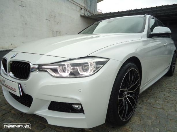 BMW 318 d Touring Pack M
