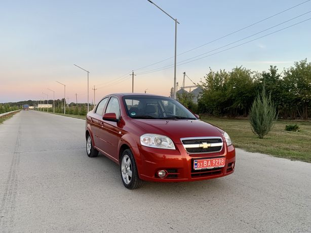 Chevrolet Aveo Ideal