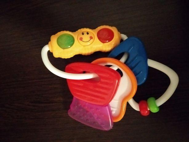Погремушка с 3мес. светящаяся игрушка детская новорожденного ребенка