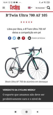 Bicicleta B'Twin Ultra 700 AF 105