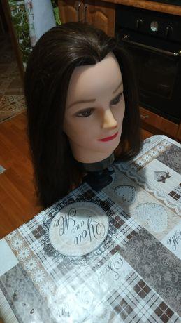 Продам макет с натуральными волосами