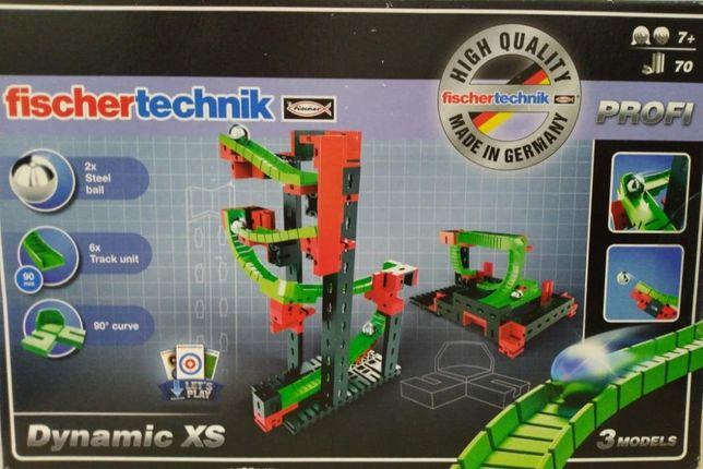 Конструктор Fischertechnik Dynamic XS FT-536619 лабиринт с шариками
