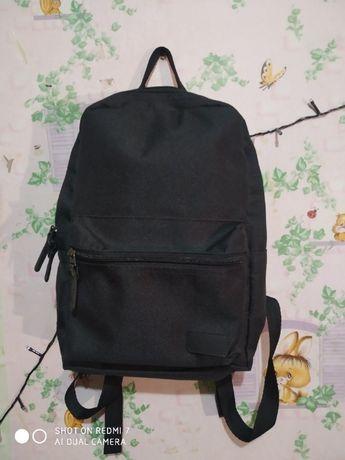 мини-рюкзак черный