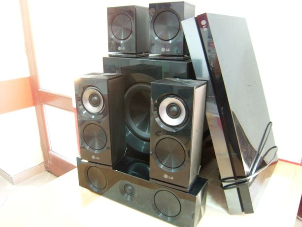 Kino domowe odtwarzacz blu-ray LG BH7220B BLU-RAY 3D