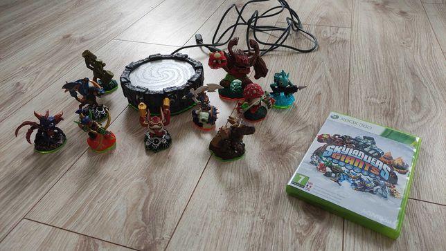 Skylanders Giants gra + portal + figurki xbox 360