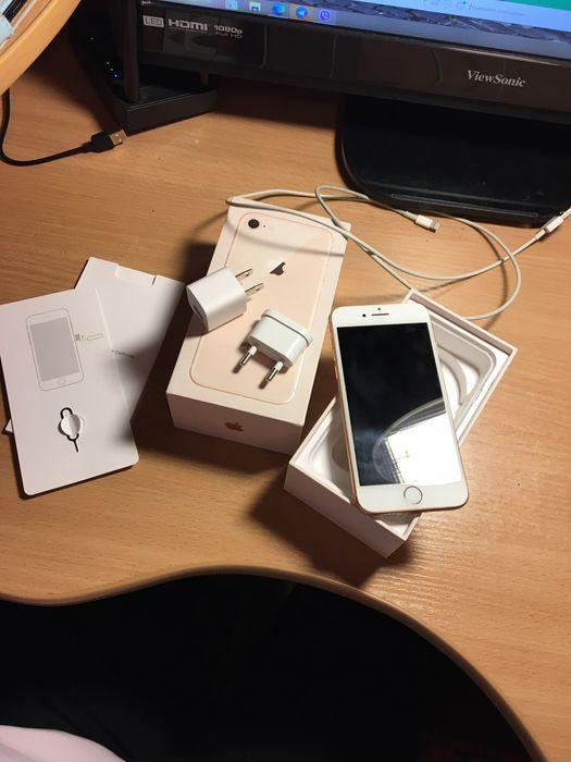 Apple iphone 8 gold 64gb neverlock,айфон 8 золотой Белая Церковь - изображение 1