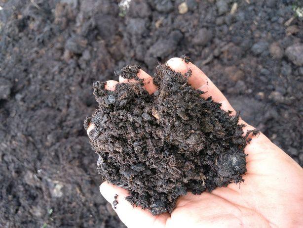 Ziemia ogrodowa torf czarnoziem